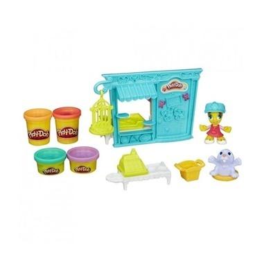 Play-Doh Play-Doh Town Pet Shop Renkli